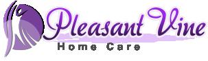 Pleasant Vine logo