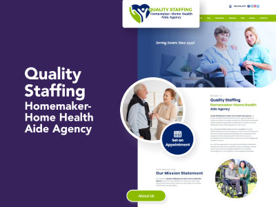 Quality Staffing Homemaker Home Health Aide Agency