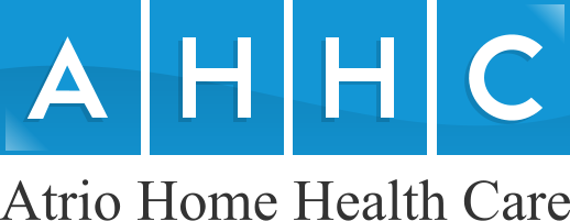 Atrio Home Health Care AHHC logo