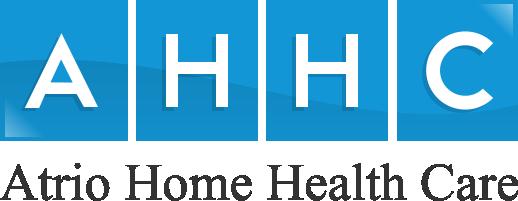Atrio Home Health Care AHHC logo