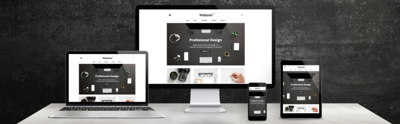 responsive-web-site-on-computer-display