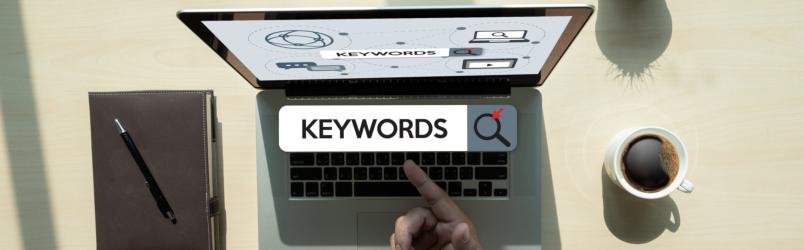 keyword-research-using-laptop