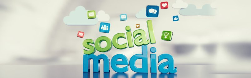 social-media-related-icons