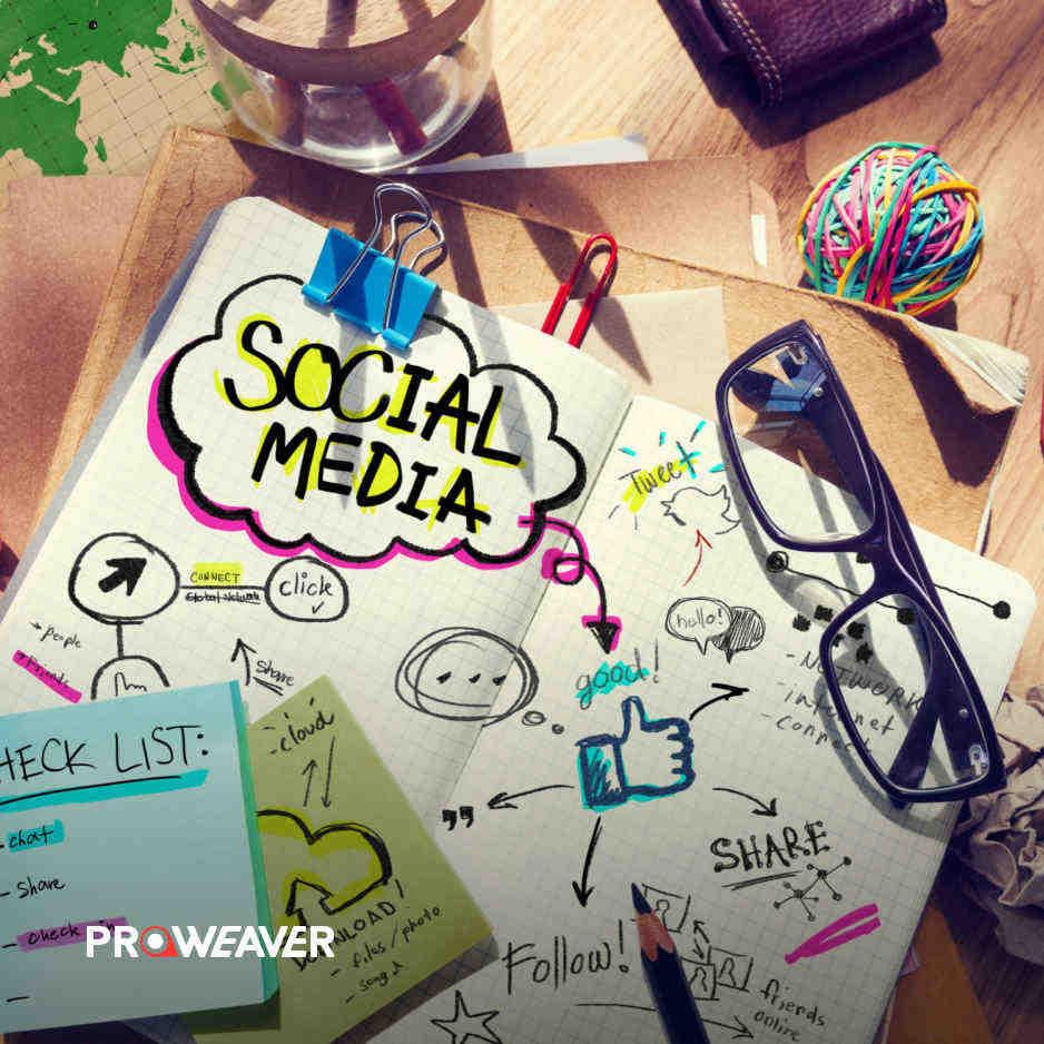 social-media-doodle